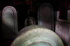 Sepulcros dentro de la tumba en Maldivas Imágenes de archivo libres de regalías