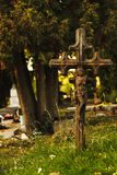 sepultura Fotografia de Stock