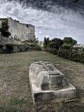A sepultura Fotografia de Stock Royalty Free