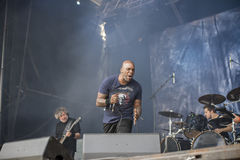 Sepultura Royalty Free Stock Image