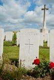 Sepultura da guerra de um soldado desconhecido Fotos de Stock Royalty Free