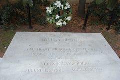 Sepultura de Betsy Ross Fotografia de Stock