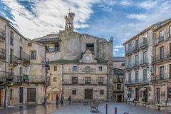Sepulveda em Segovia imagens de stock royalty free