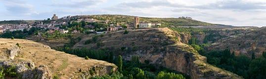 Sepulveda, Segovia, Espanha Imagem de Stock Royalty Free