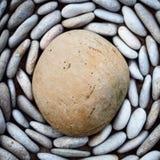 Sequência das pedras Imagem de Stock Royalty Free