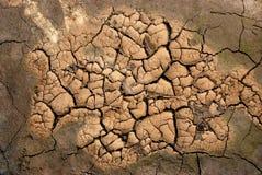 Sequía Imagen de archivo libre de regalías