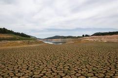 Sequía en el Brasil Fotos de archivo