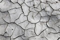Sequía y un paisaje desecado imágenes de archivo libres de regalías