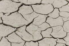 Sequedad, tierra seca en Córcega, Francia, Europa Fotografía de archivo libre de regalías