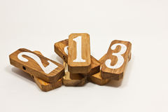 Sequential number Stock Photo