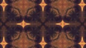 sequenza di ciclaggio variopinta del caleidoscopio 4K Fondo astratto dei grafici di moto archivi video