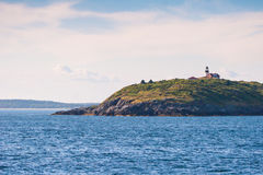 Sequin Island Lighthouse Royalty Free Stock Image