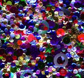 Sequins images stock