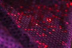 Sequins stock image