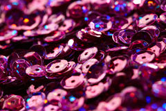 Sequins Royalty Free Stock Photo