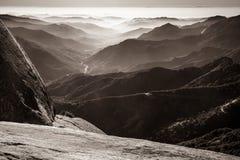 Sequoia Nationaal Park royalty-vrije stock afbeeldingen