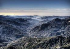Sequoia Nationaal Park de V.S. royalty-vrije stock afbeelding