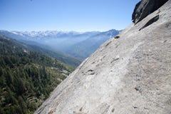 Sequoia Nationale Park royalty-vrije stock afbeelding