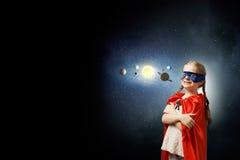 Seré astronauta imagenes de archivo