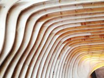 Ser humano de la creatividad de la arquitectura del arte Imagen de archivo