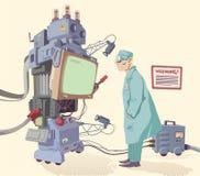 Ser humano y la máquina