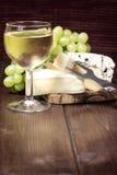 SER I wino Zdjęcie Stock