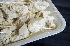 Ser, indyczy specjalny ser, cedziny, pakował ser, upakowani serów obrazki Zdjęcia Royalty Free