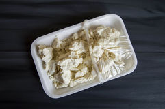 Ser, indyczy specjalny ser, cedziny, pakował ser, upakowani serów obrazki Fotografia Stock