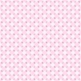 Süßer rosafarbener nahtloser Musterhintergrund Stockfotografie