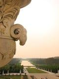 Sera della sorgente a Versailles Fotografie Stock