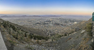 Sera Kabul fotografie stock