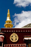 Sera Monastery Royalty Free Stock Photography