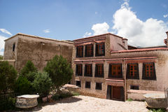 Sera Monastery Royalty Free Stock Images