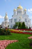 Seraf-Diveevonunnekloster för helig Treenighet, Diveevo, Ryssland arkivbild