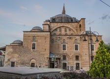Serafeddin Camii from Karamanogullari Era, Konya, Turkey royalty free stock photo