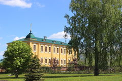 Serafijn van Sarov in het Heilige klooster van Drievuldigheids serafijn-Diveevo in Diveevo, Rusland Stock Foto's