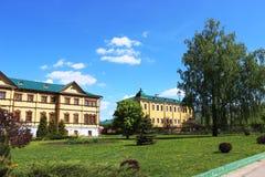 Serafijn van Sarov in het Heilige klooster van Drievuldigheids serafijn-Diveevo in Diveevo, Rusland Royalty-vrije Stock Foto