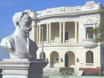Serafin Sánchez, Cuba imagem de stock royalty free