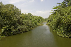 Serangoon River, Singapore Stock Photo