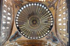 Seraphim en Hagia Sophia Imagen de archivo libre de regalías