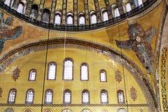 Seraphim at Hagia Sophia Stock Photos