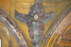 Seraphim at Hagia Sophia Stock Image
