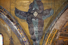 Seraphim at Hagia Sophia Stock Images