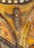 Seraphim in Hagia Sophia in Istanbul,Turkey Stock Image