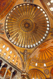 Seraphim in Hagia Sophia in Istanbul,Turkey Stock Images