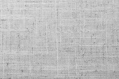 Serapilheira textured velha da tela do vintage detalhado do close up, parte traseira rústica imagens de stock