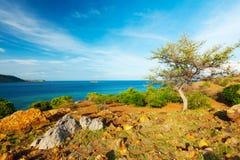 Seraya island Stock Image