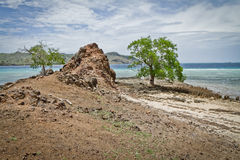 Seraya Island, Indonesia Royalty Free Stock Photo