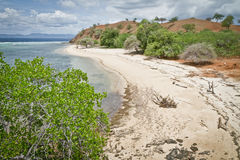 Seraya Island, Indonesia Stock Photography