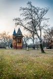 Serb-ungrare arkitektur i Vojvodina arkivbild